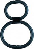 Эрекционное кольцо на член и мошонку | Эрекционные кольца без вибрации | Секс-шоп Мир Оргазма