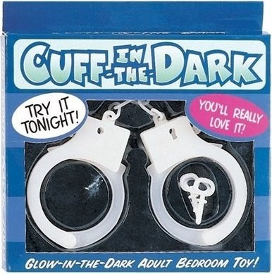 Светящиеся в темноте наручники