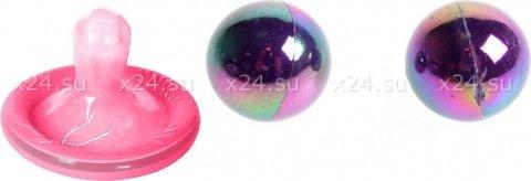 Вагинальные шарики в ракушке Pleasure Pearls Opulent