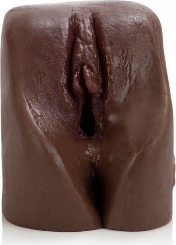 Вагина темнокож (5 ст вибрации-пульсации), фото 3
