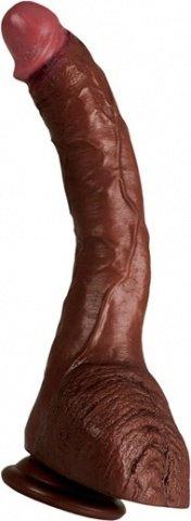 Фаллоимитатор актера adam dexter 30 см, фото 2