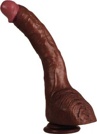 Фаллоимитатор актера adam dexter 30 см, фото 3