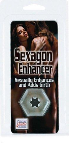 Эрекционное кольцо sexagon 2, фото 2