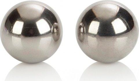 Супер тяжелые вагинальные шарики Metallic Weighted Orgasm Balls