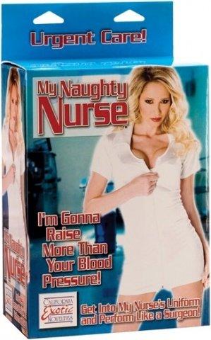 Кукла-медсестра