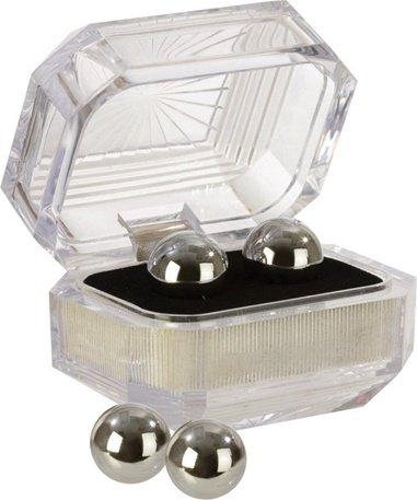 Серебряные шарики Silver Balls, фото 3