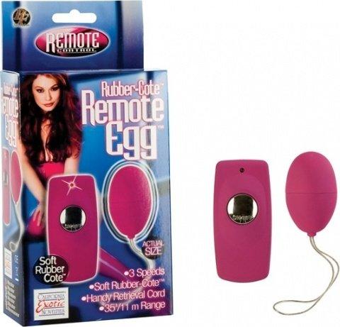 Трехскоростной стимулятор remote egg