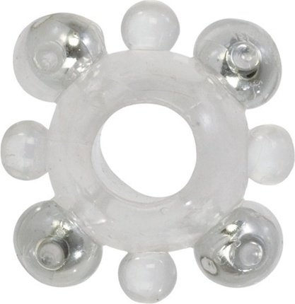 Кольцо с бусинами basic enhancer, фото 2