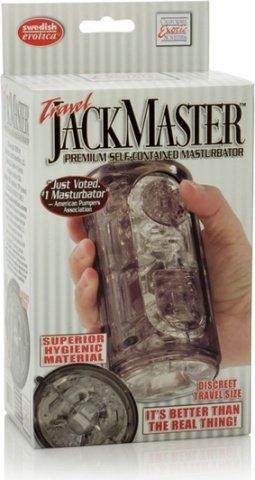 Мастурбатор многоразовый Travel Jack Master (складной), фото 3