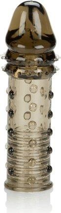 Удлинитель пениса adonis 2in серый 16 см, фото 2