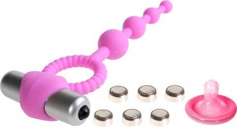 Вибронасадка розовая, фото 3