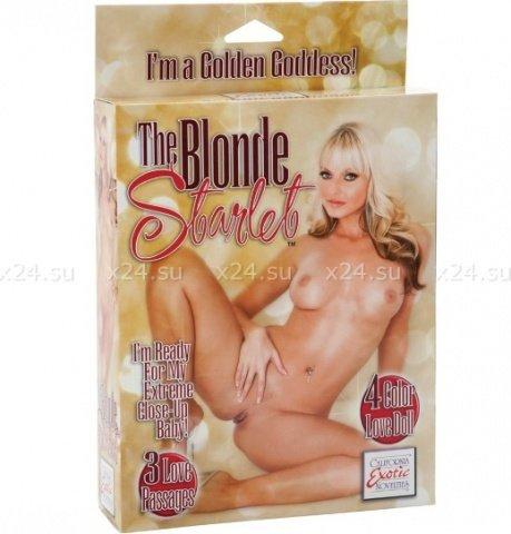 Блондинка с розовыми губками ukrn