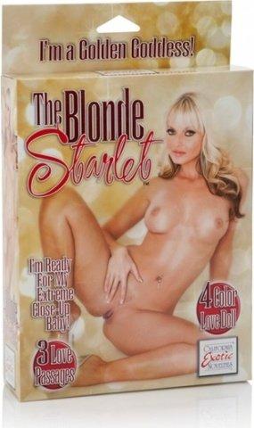 Блондинка с розовыми губками ukrn, фото 2