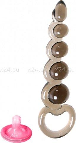 Стимулятор ануса beaded probe, фото 2