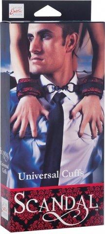 Дизайнерские оковы-наручники scandal, фото 2