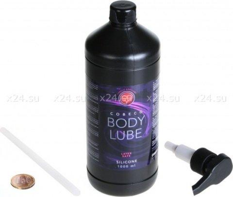 Любрикант на силиконовой основе с дозатором BodyLube (1000 мл)