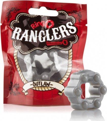 Мужское кольцо на член The RingO Rangler Outlaw