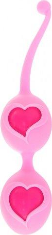 Шарики силиконовые desi pink, фото 4