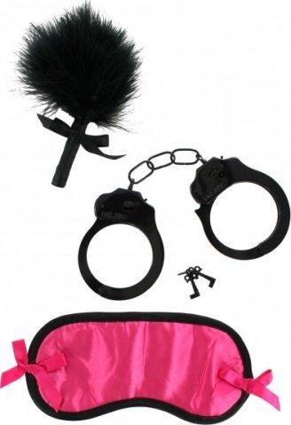 Набор для сексуальных игр tickle me gift set, фото 2