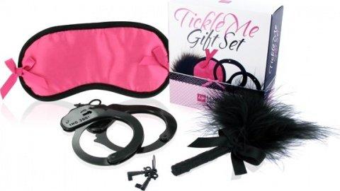 Набор для сексуальных игр tickle me gift set, фото 3