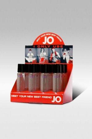 Набор гипоаллергенных любрикантов JO Agape Counter 12 х30 мл