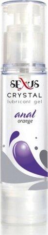 �������� ����-������ �� ������ ������ � �������� ��������� Crystal Orange Anal 60 ��