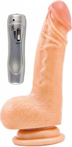 Вибратор реалистичный 104 15 см, фото 4