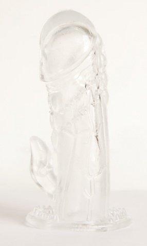 Насадка гелевая прозрачная, фото 2