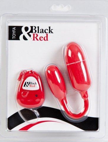Вибратор гнущийся, 5 режимов вибрации, красный