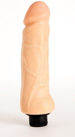 Вибратор реалистичный телесный 18 см