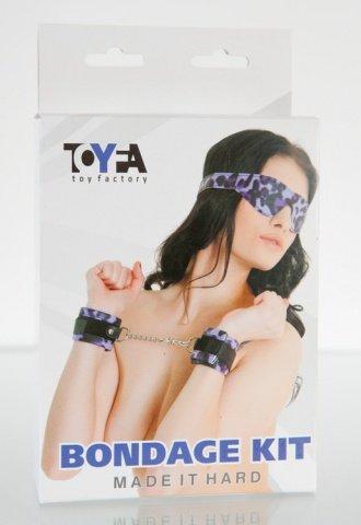 Фетиш-набор для пар Bondage Kit, фото 3