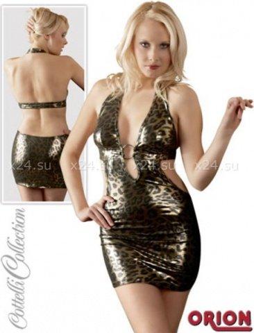 Платье лео