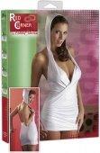 Платье белое | Мини платья | Интернет секс шоп Мир Оргазма