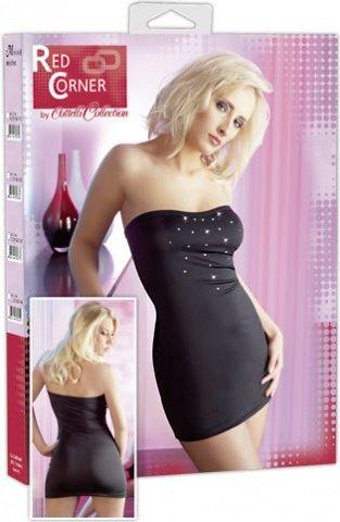 -Платье черное