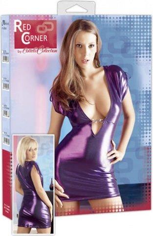 Платье фиолет