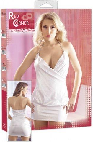 M-Платье белое