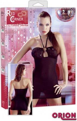 -Платье (черное)