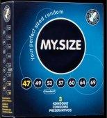 Презервативы ''my. size'' размер 47 (ширина 47mm) - Секс-шоп Мир Оргазма