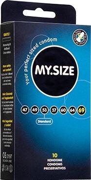 Презервативы ''my. size'' размер 69 (ширина 69mm)