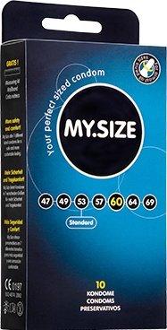 Презервативы ''my. size'' размер 60 (ширина 60mm)