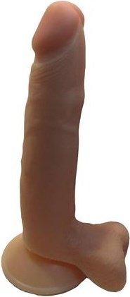 Фаллоимитатор-реалистик с присоской 16 см