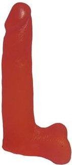 Насадка для страпона гелевая 16 см