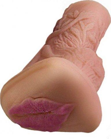Массажер для мужчин, вагина, без вибрации, неоскин, 90 х150 мм 15 см