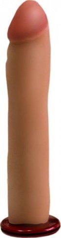 Фаллоудлинитель, киберскин, 36 х178 мм 17 см, фото 2