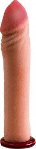 Фаллоудлинитель, киберскин, 39 х182 мм 19 см