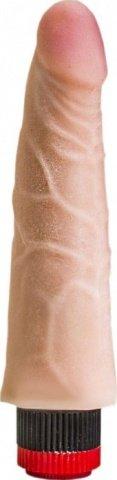 Вибромассажер, неоскин, 35 х175 мм 17 см