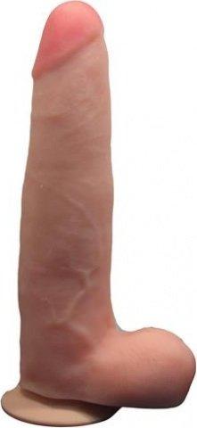 Фаллоимитатор на присоске неоскин 23 см