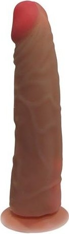Фаллоимитатор на присоске 22 см