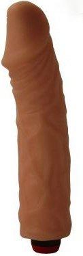 Вибромассажер-гигант, неоскин, 60 х310 мм 32 см, фото 2