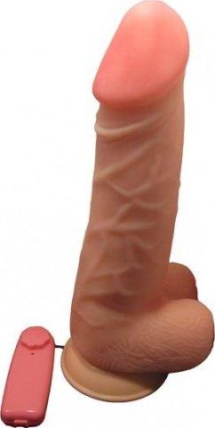 Вибратор реалистик киберскин гигант с присоской 28 см